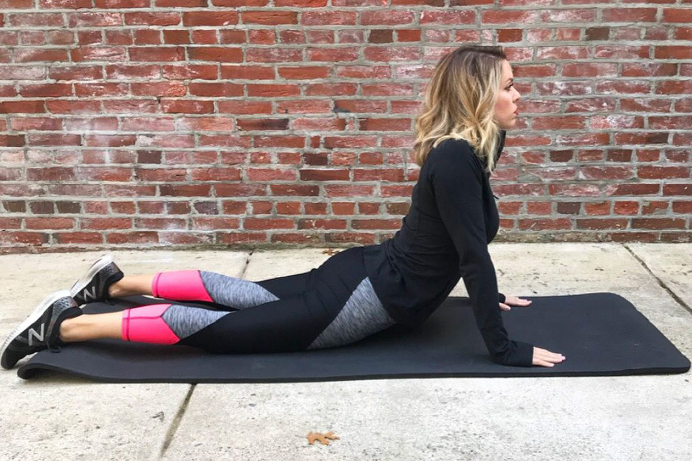 Three bedtime stretches for sounder sleep