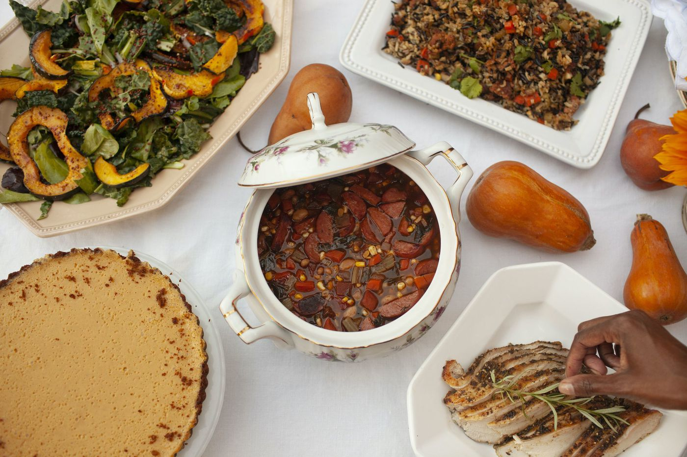 4 holiday recipes that give thanks to Indigenous cultures