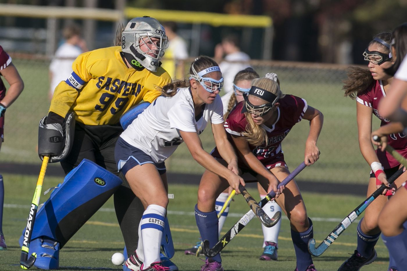 Friday's South Jersey roundup: Woodstown, Overbrook, Schalick and Middle Township advance to Group 1 semis in field hockey