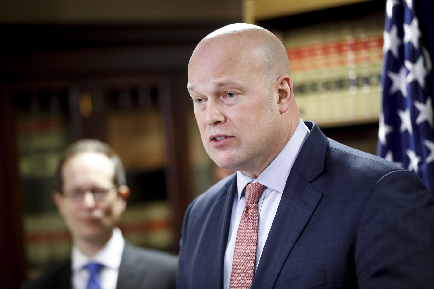 Ethics: Whitaker need not recuse from supervising special counsel probe, according to person familiar with matter