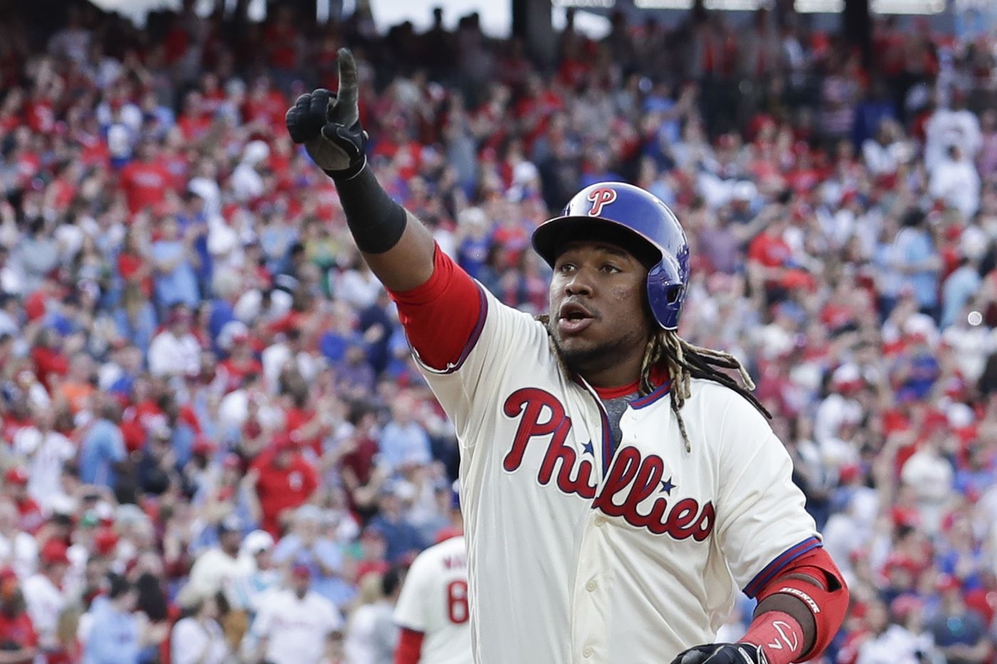 Gabe Kapler batting Phillies' Maikel Franco eighth wasn't so dumb after all | Marcus Hayes
