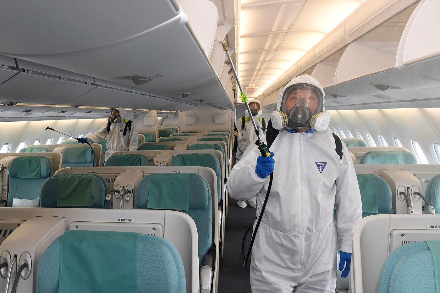 As coronavirus cases mount, flight attendants grow increasingly ...