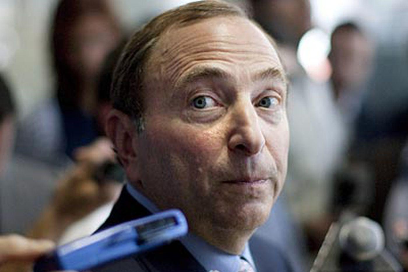 Frank Seravalli: Slushy outlook on NHL labor talks