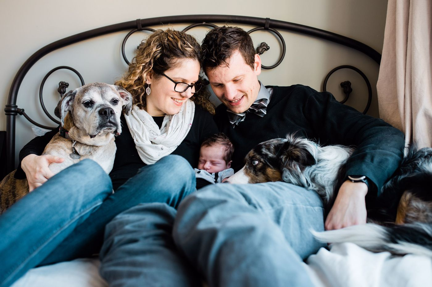 For Sophie Foster Fink and Bryan Nichols, it's all a collaborative effort