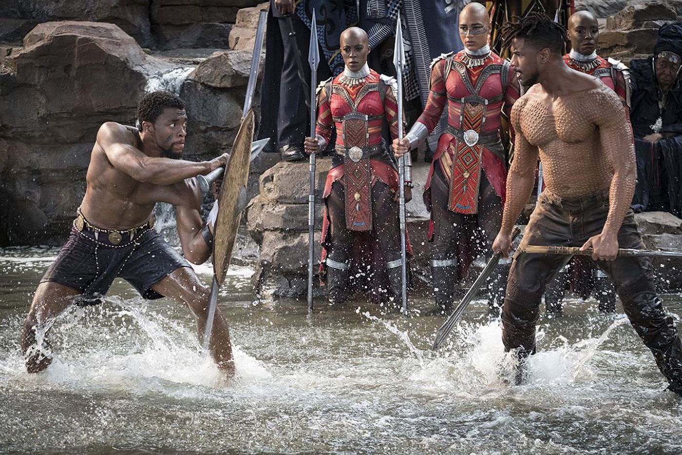 How to train like a 'Black Panther'