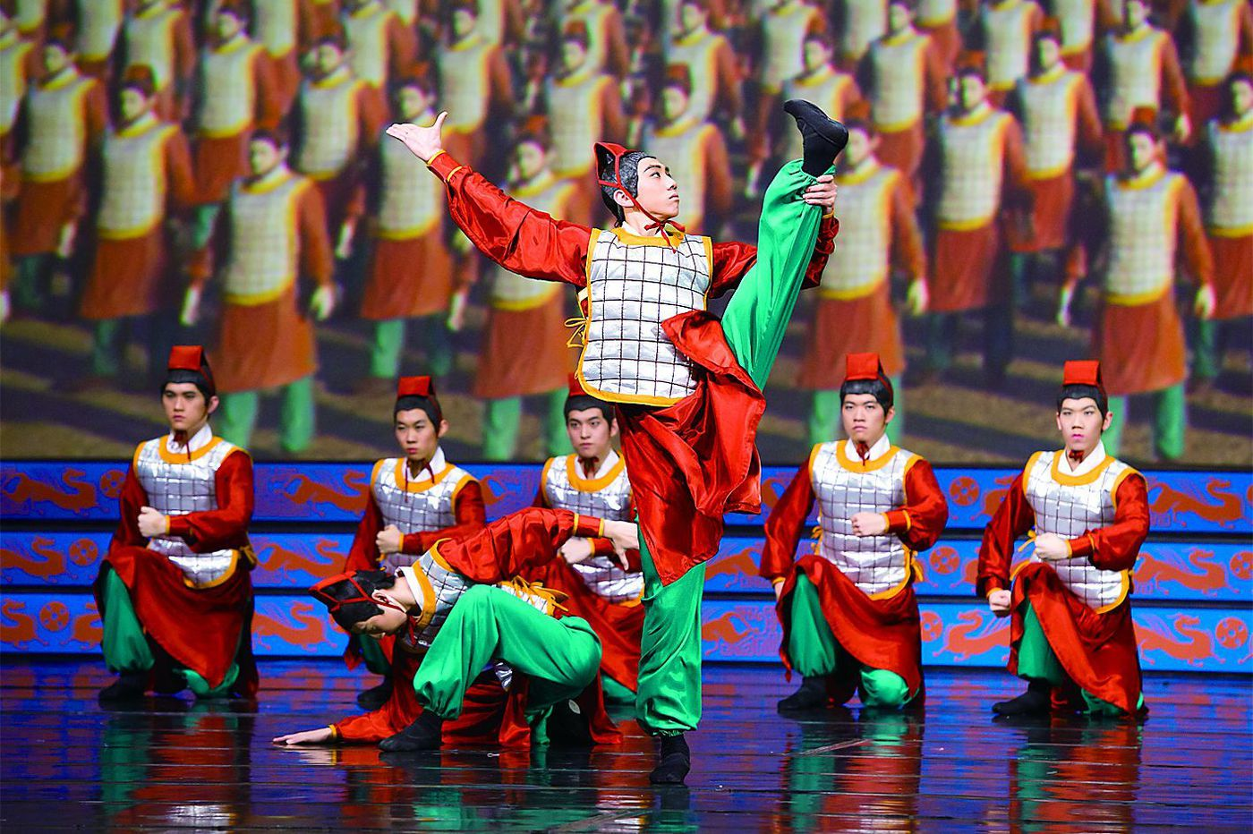 Shen Yun dance troupe: Shows still on in Philadelphia and elsewhere