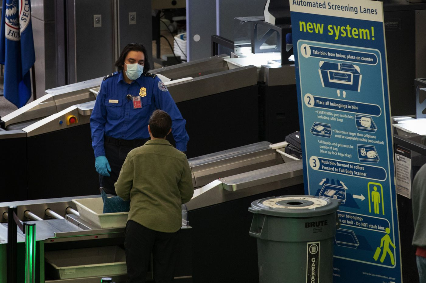 How airport screenings have changed since the pandemic