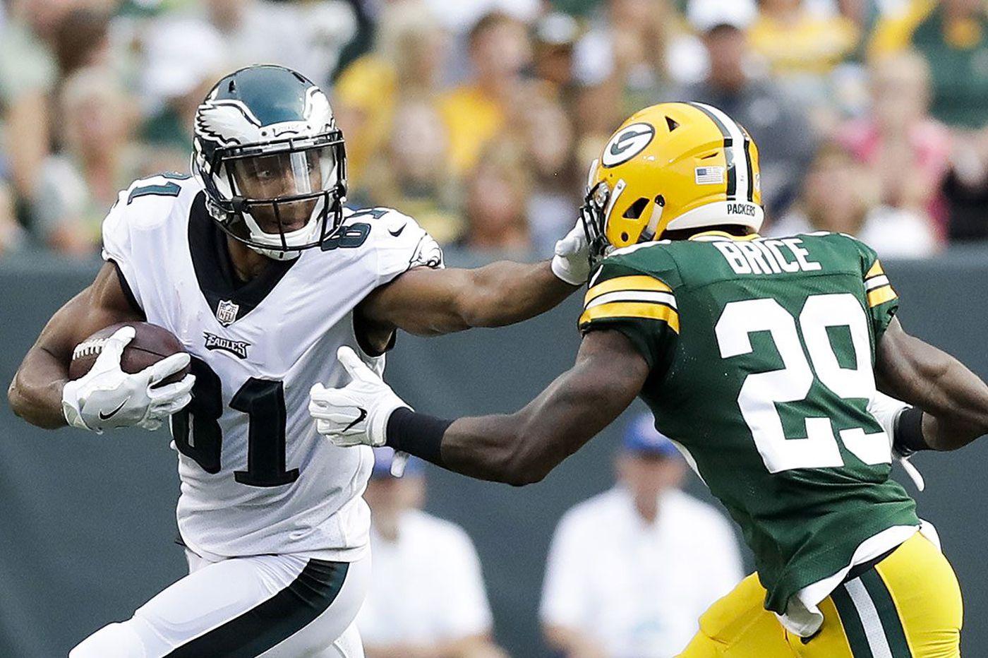 29f76d86ee0 Eagles trade wide receiverJordan Matthews to Bills for cornerback Ronald  Darby