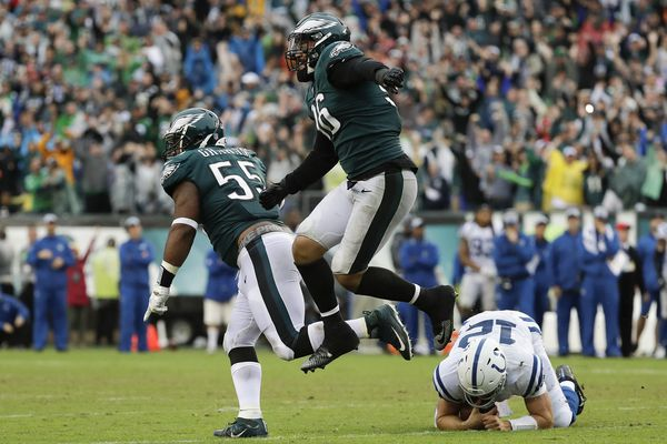 The Eagles' defense needed a big play, and Derek Barnett delivered once again | Mike Sielski