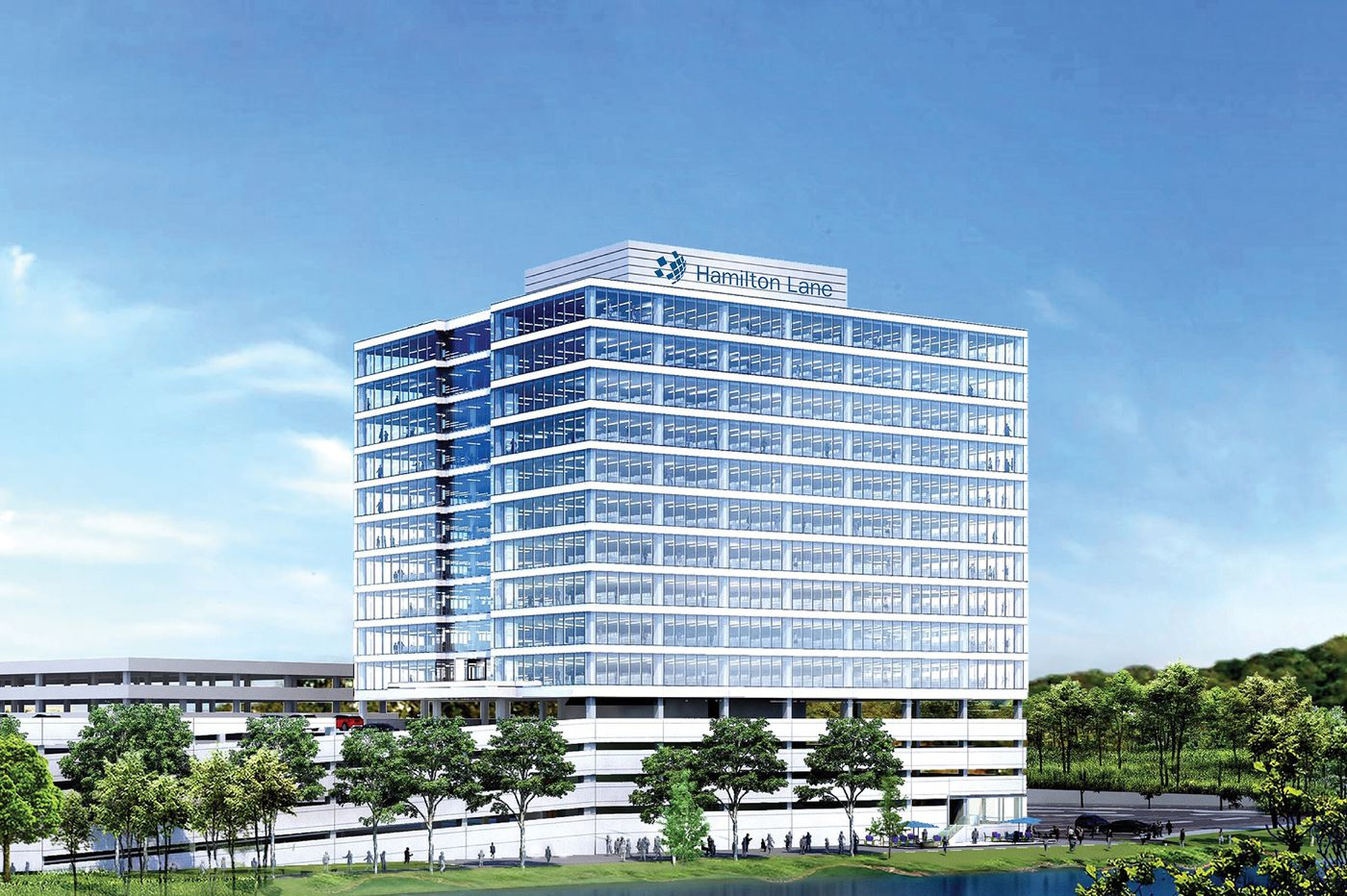 14-story office tower coming to downtown Conshohocken