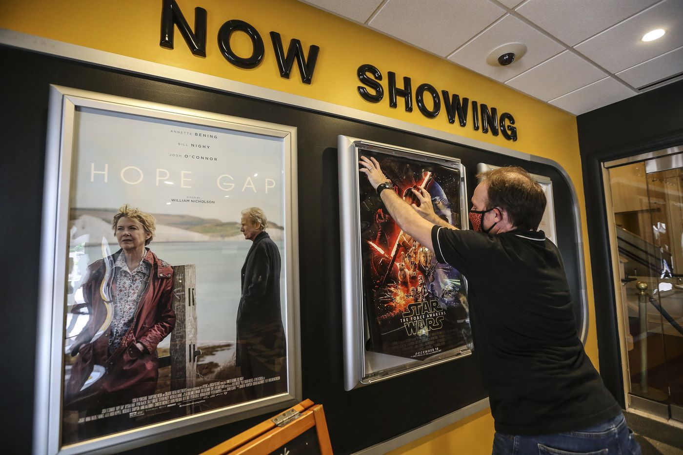 Can independent movie theaters survive coronavirus? Two theaters in the Philly suburbs will test the waters this weekend.