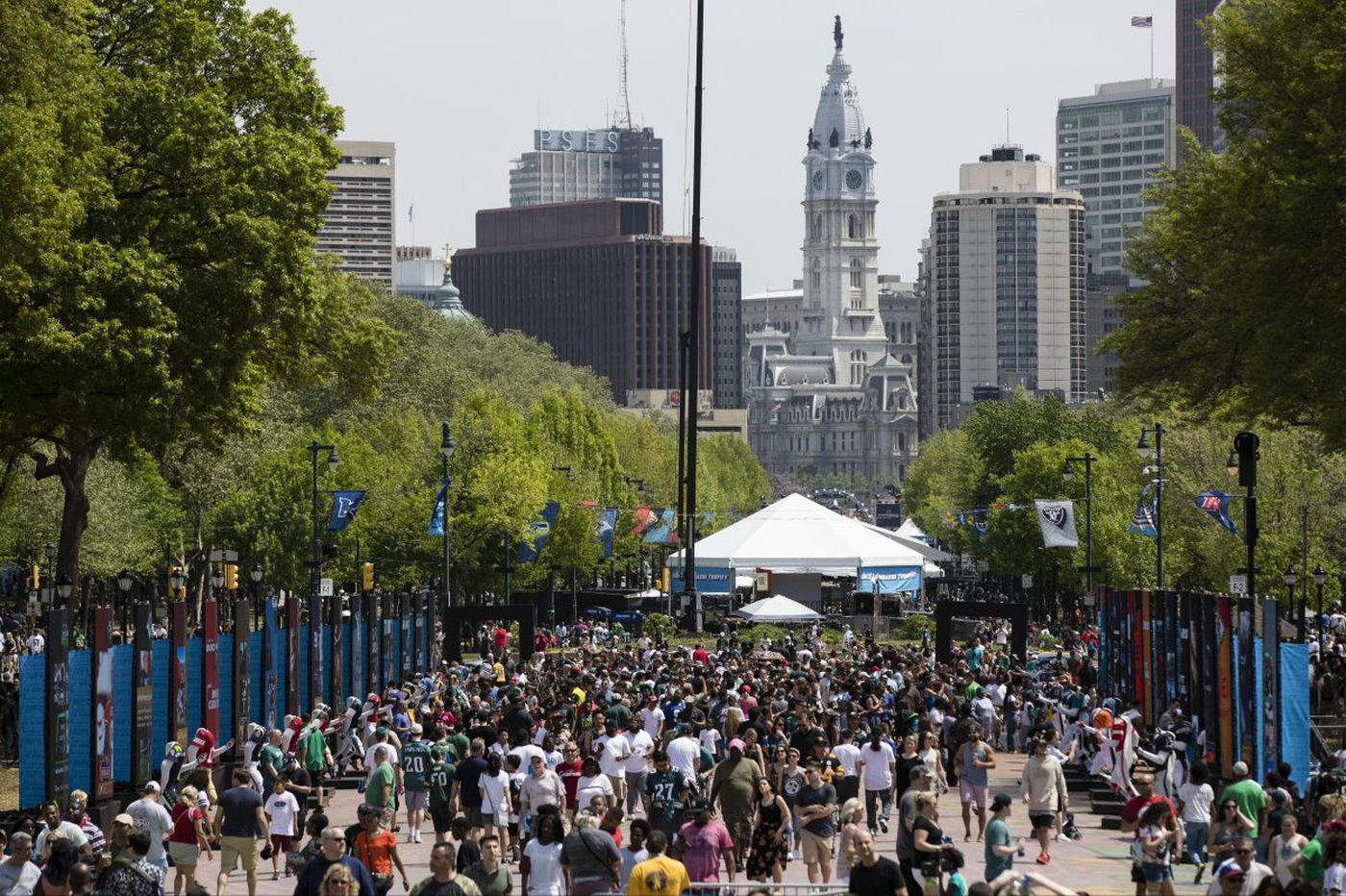 Make Philly the permanent home of NFL Draft