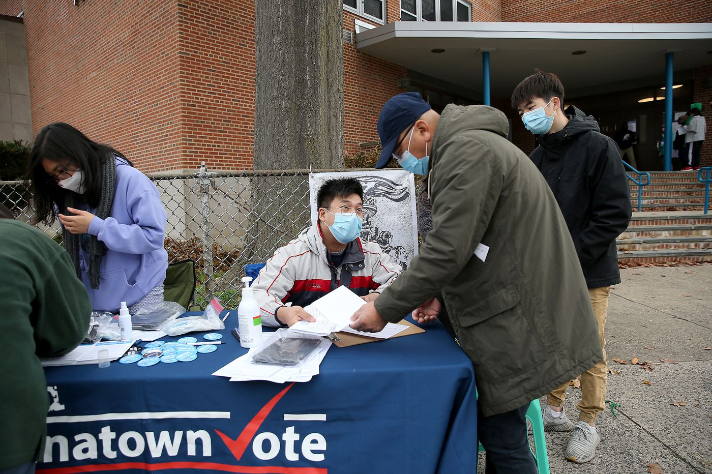 Asian American voters in Pennsylvania show there is no one Asian vote