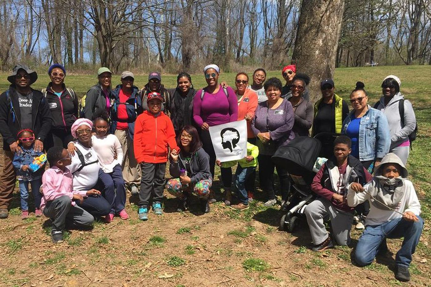 'We're trying to make a generation shift': Meet the groups diversifying the great outdoors