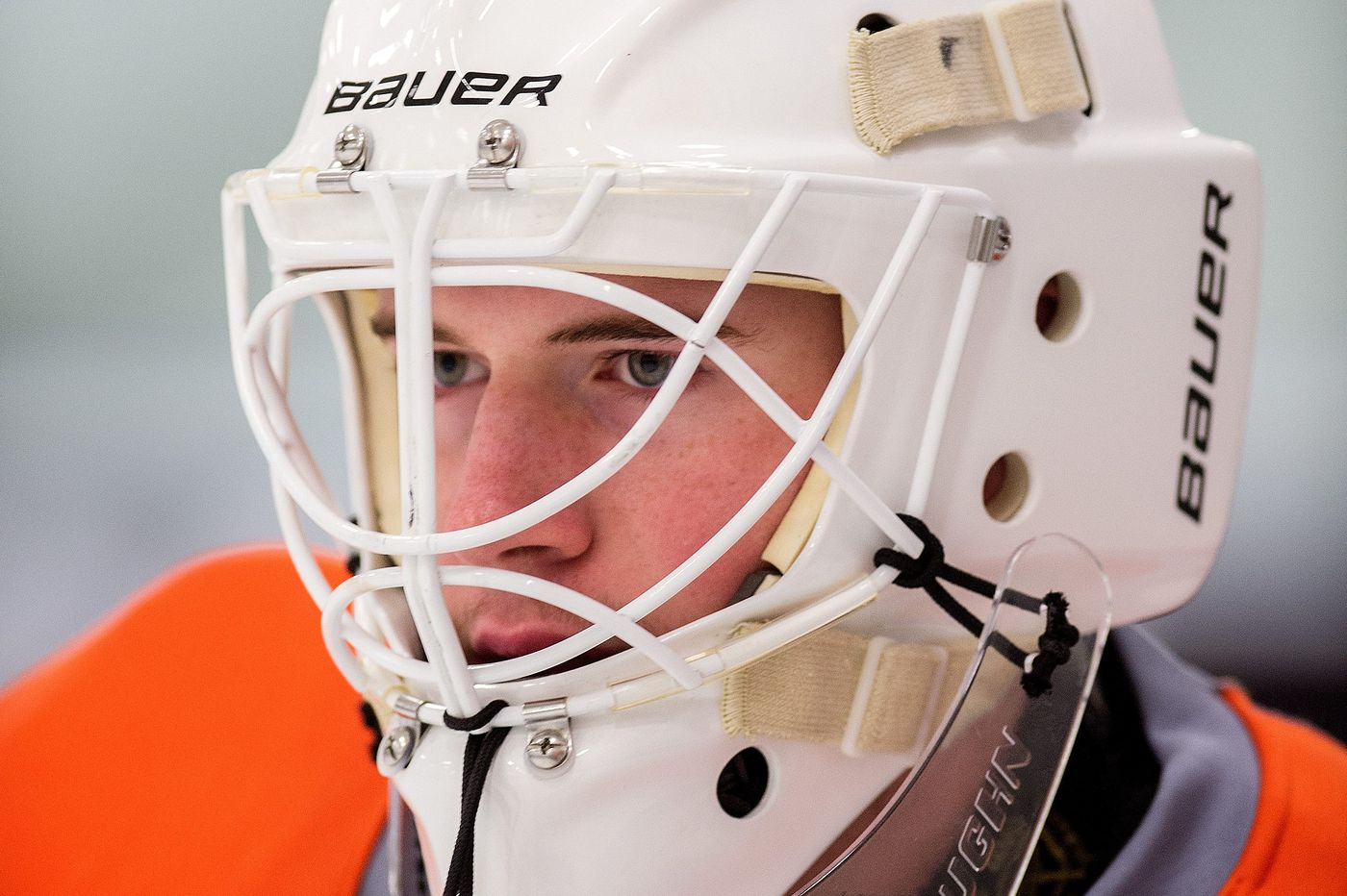 c3a36da7ac3 If Flyers prospect Carter Hart has a long career, credit his sports  psychologist