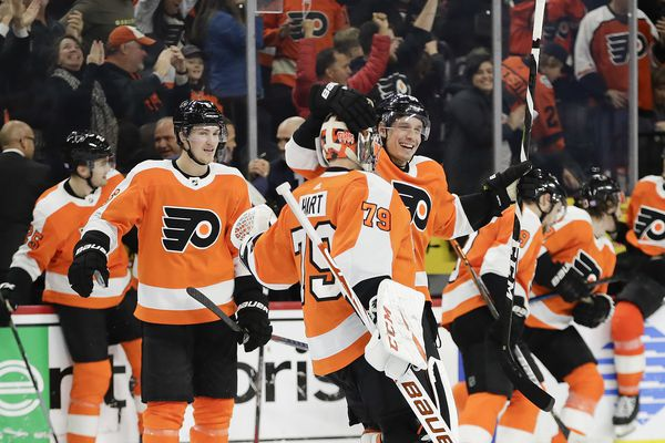 It's clear the Flyers have to do more to persuade their fans they're worth watching | Mike Sielski