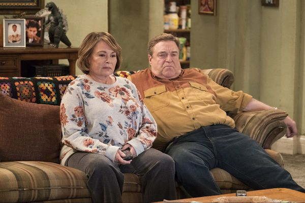 President Trump calls Roseanne Barr with congrats on 'Roseanne' reboot's ratings win