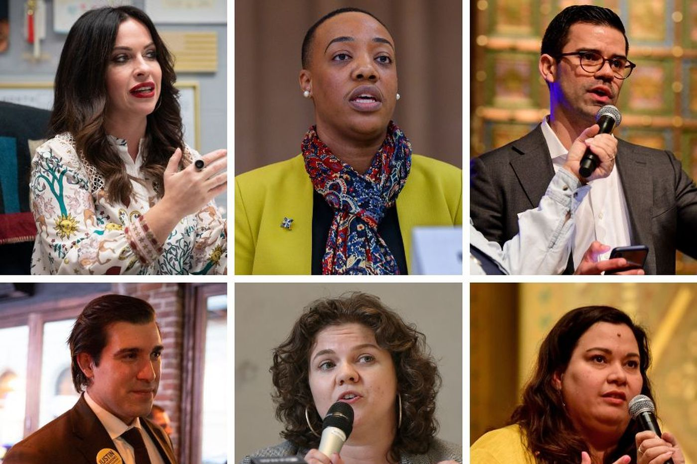 Seven first-time candidates on what they learned from running in the 2019 Philly primary   Perspective