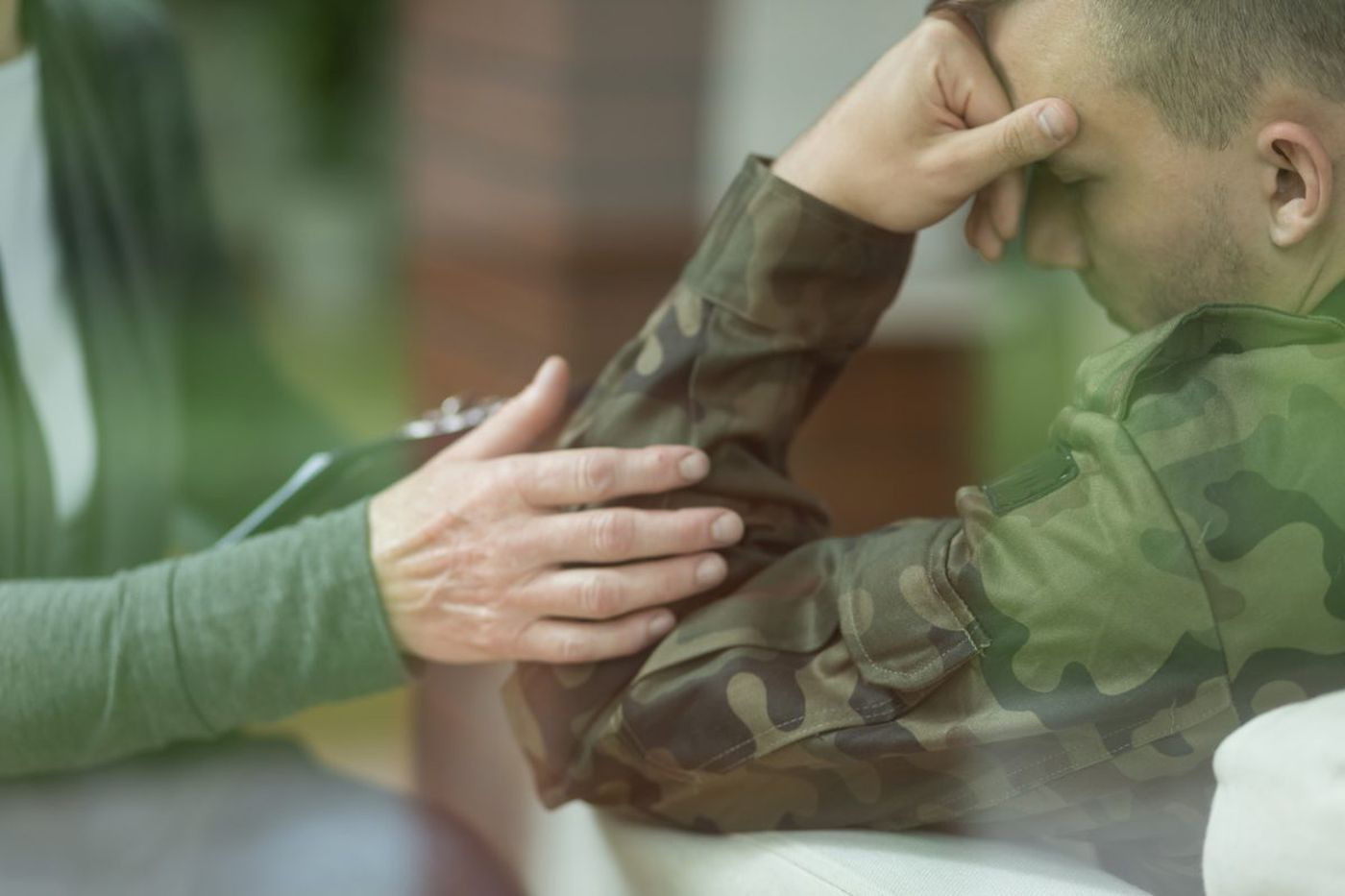 Commentary: The veteran suicide crisis is preventable. Here's what you can do.
