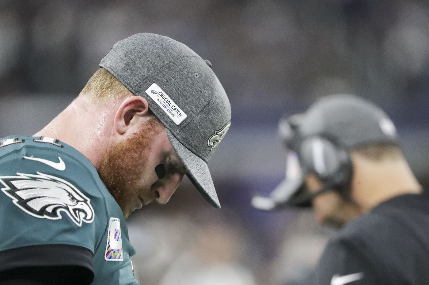 Eagles crushed by Cowboys, 37-10, and have no answers in crucial Week 7 loss