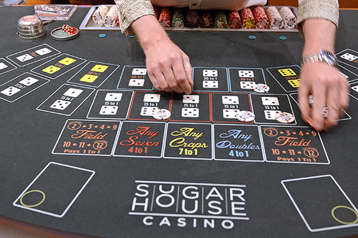 Gambling tax proposal would affect casinos and governments