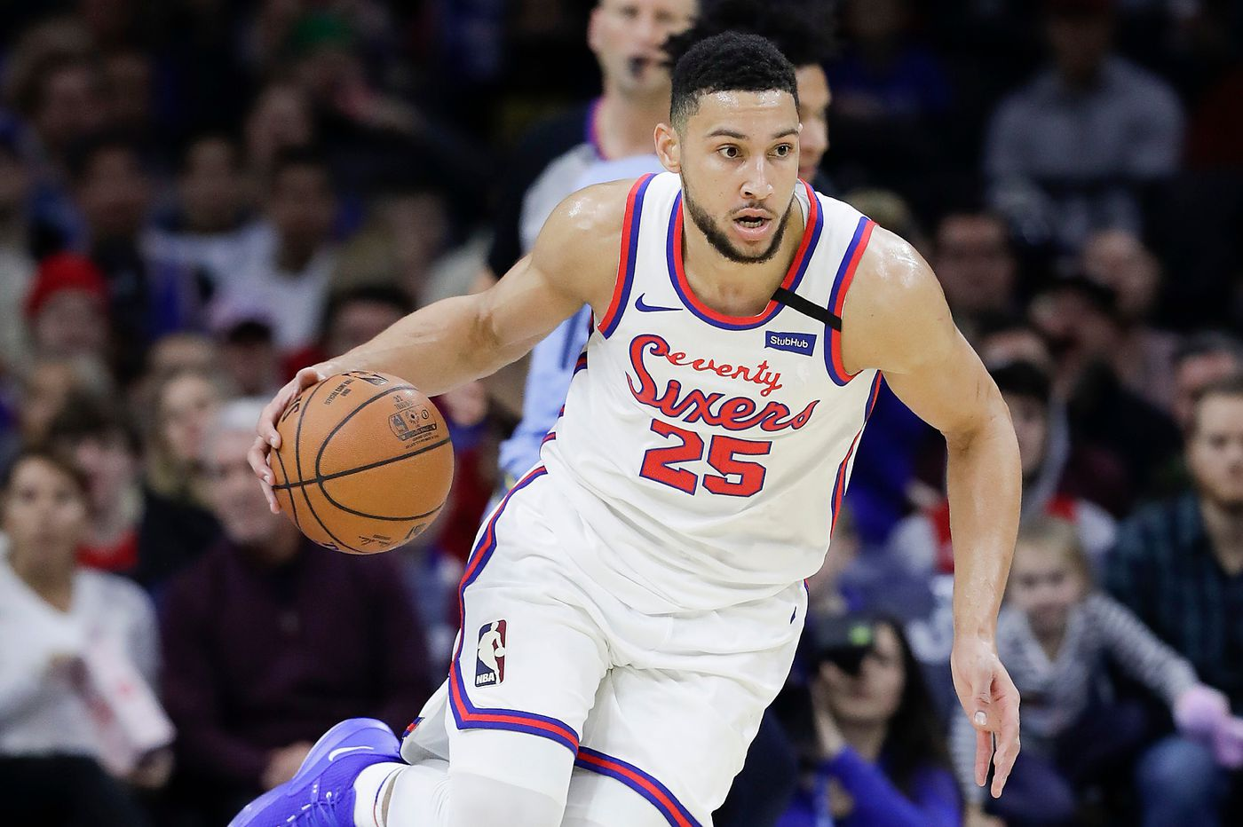 Should Ben Simmons Instagram video get Sixers fans excited? | Off the Dribble