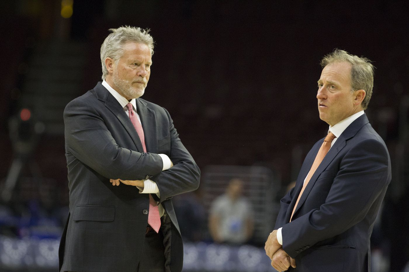 Sixers managing partner Josh Harris: Brett Brown's job 'was never in jeopardy'