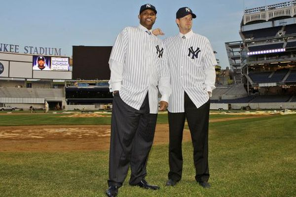 Baseball Notes: Yankees introduce 2 expensive aces