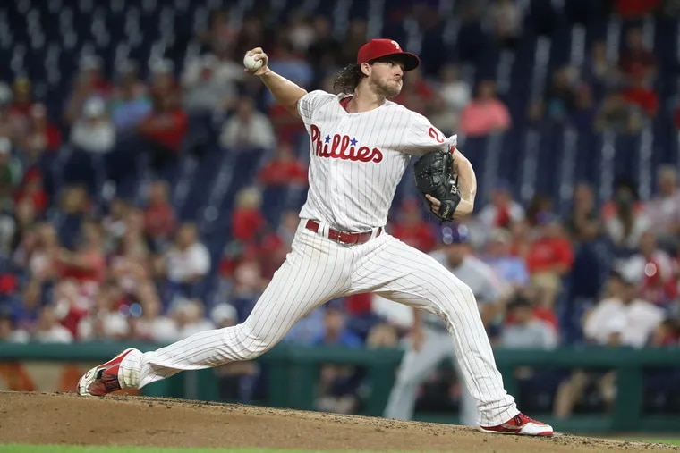 Aaron Nola turned in his best season as a Phillie, but it wasn't good enough for the Cy Young.