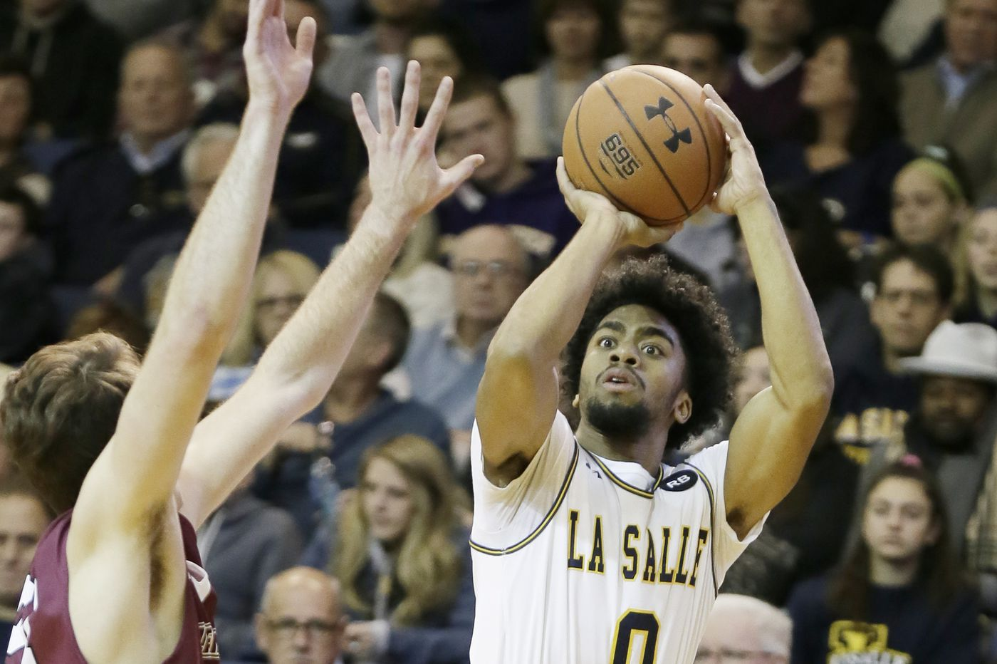 La Salle falls to Lafayette despite Pookie Powell's 26-point effort