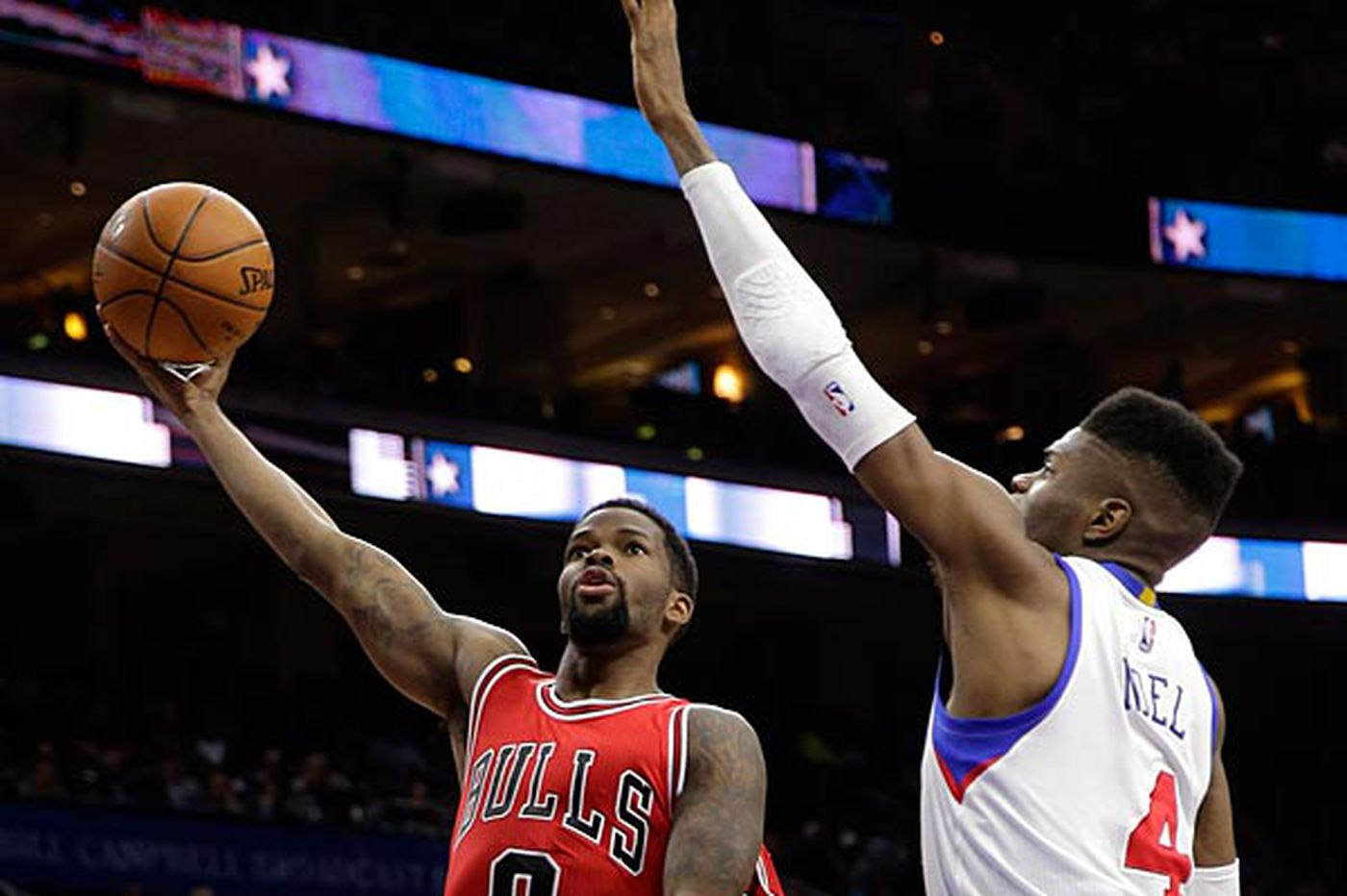 Sixers fall to the Bulls in overtime