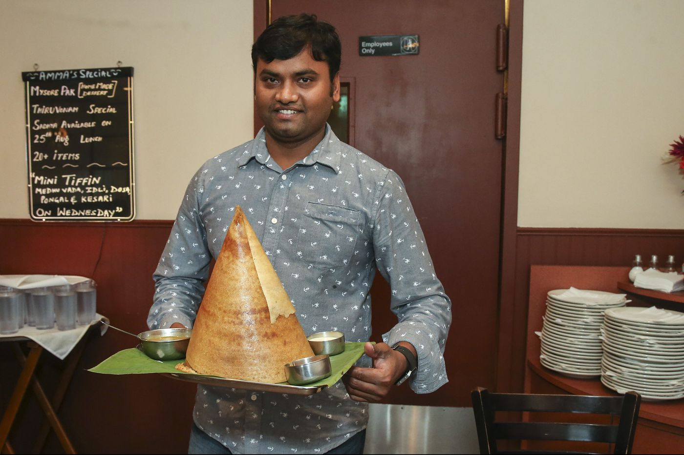 At Amma S The Tug Of Mother S Cooking Is Powerful Craig Laban