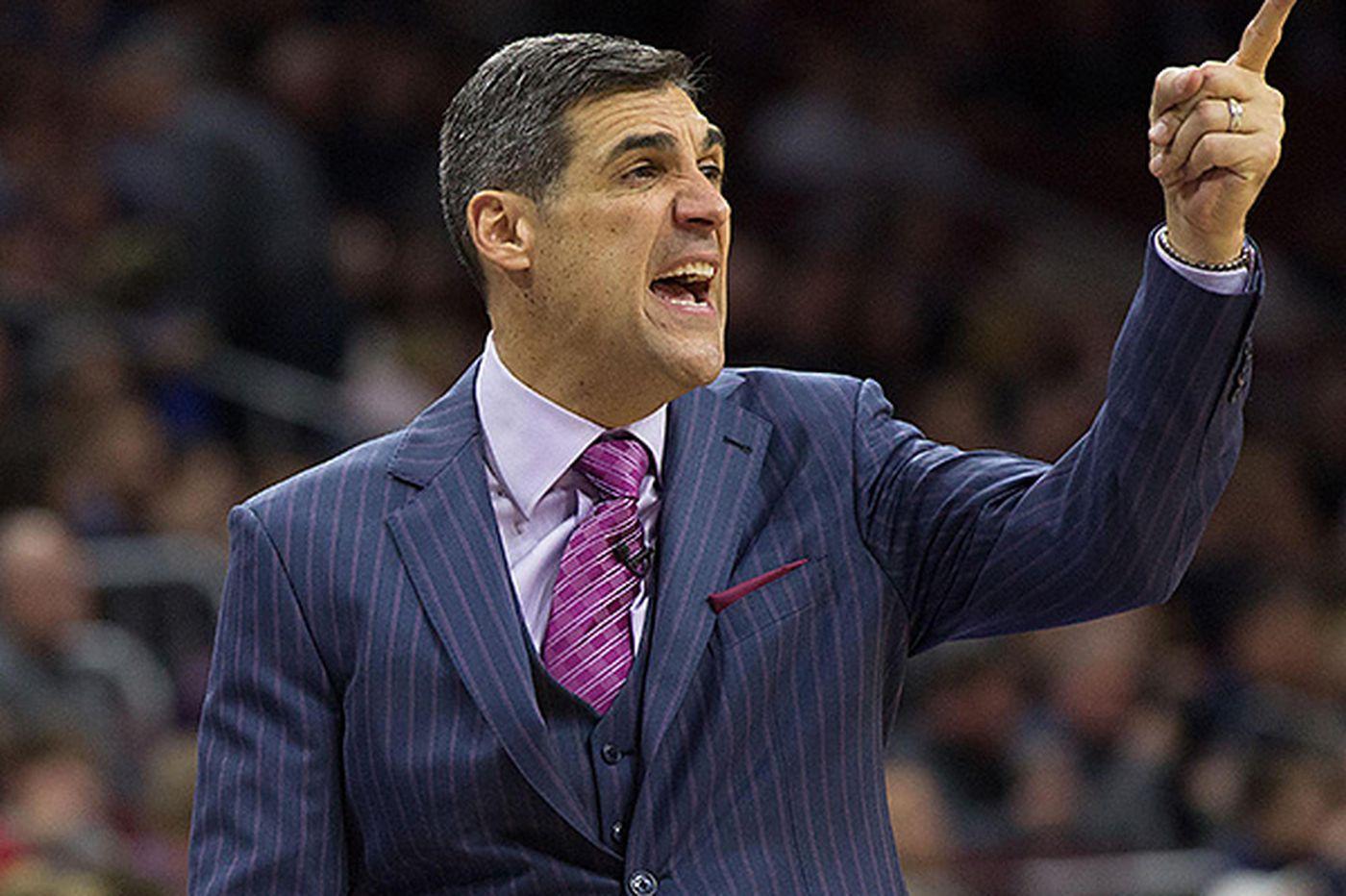 Villanova announces men's basketball schedule