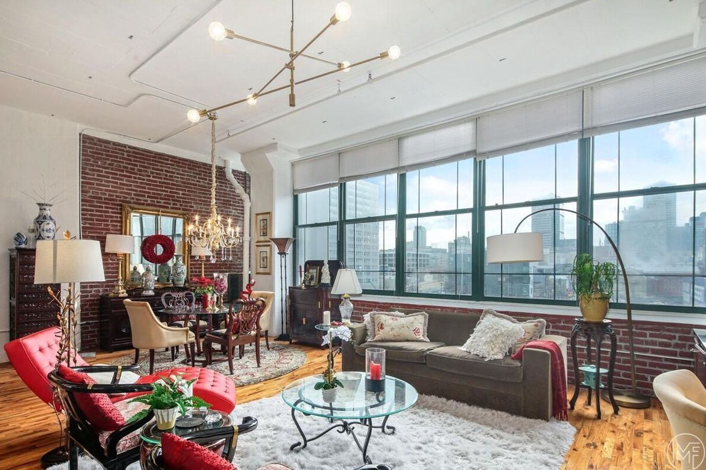 On the market: One-bedroom loft in a former Philly shoe factory