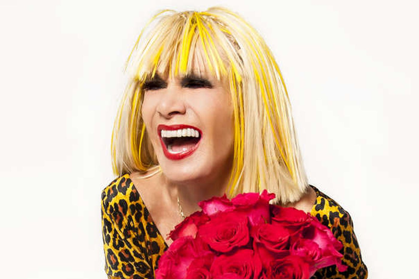 Betsey Johnson promoting kids' line at King of Prussia mall