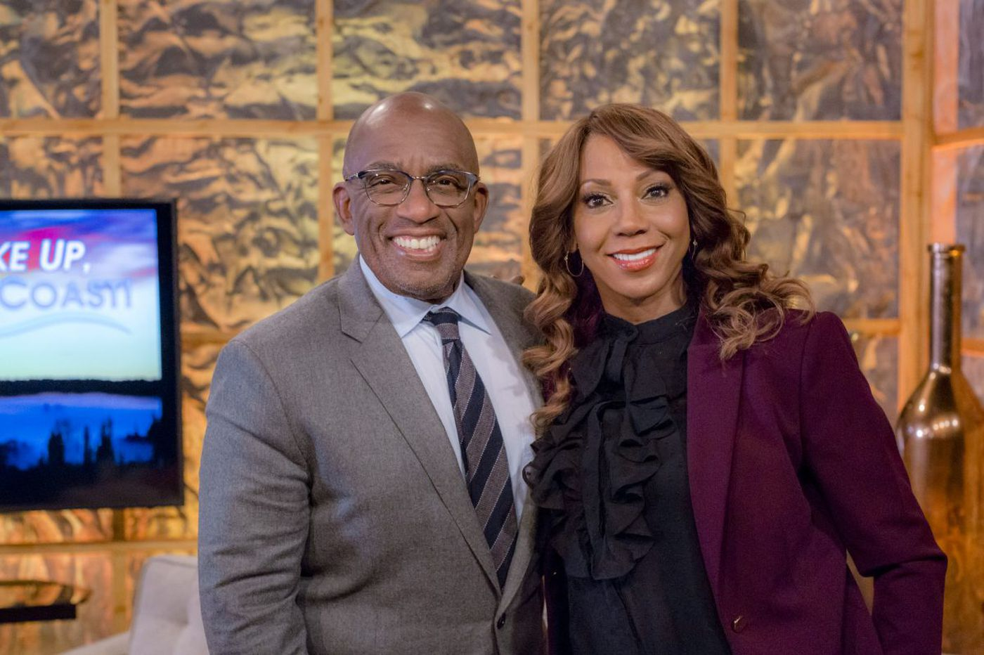 Holly Robinson Peete talks Hallmark, her new family show and the Eagles