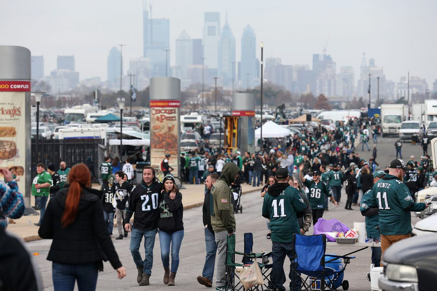 The Philly- and Boston-themed food, beer and more getting banned ahead of the Super Bowl