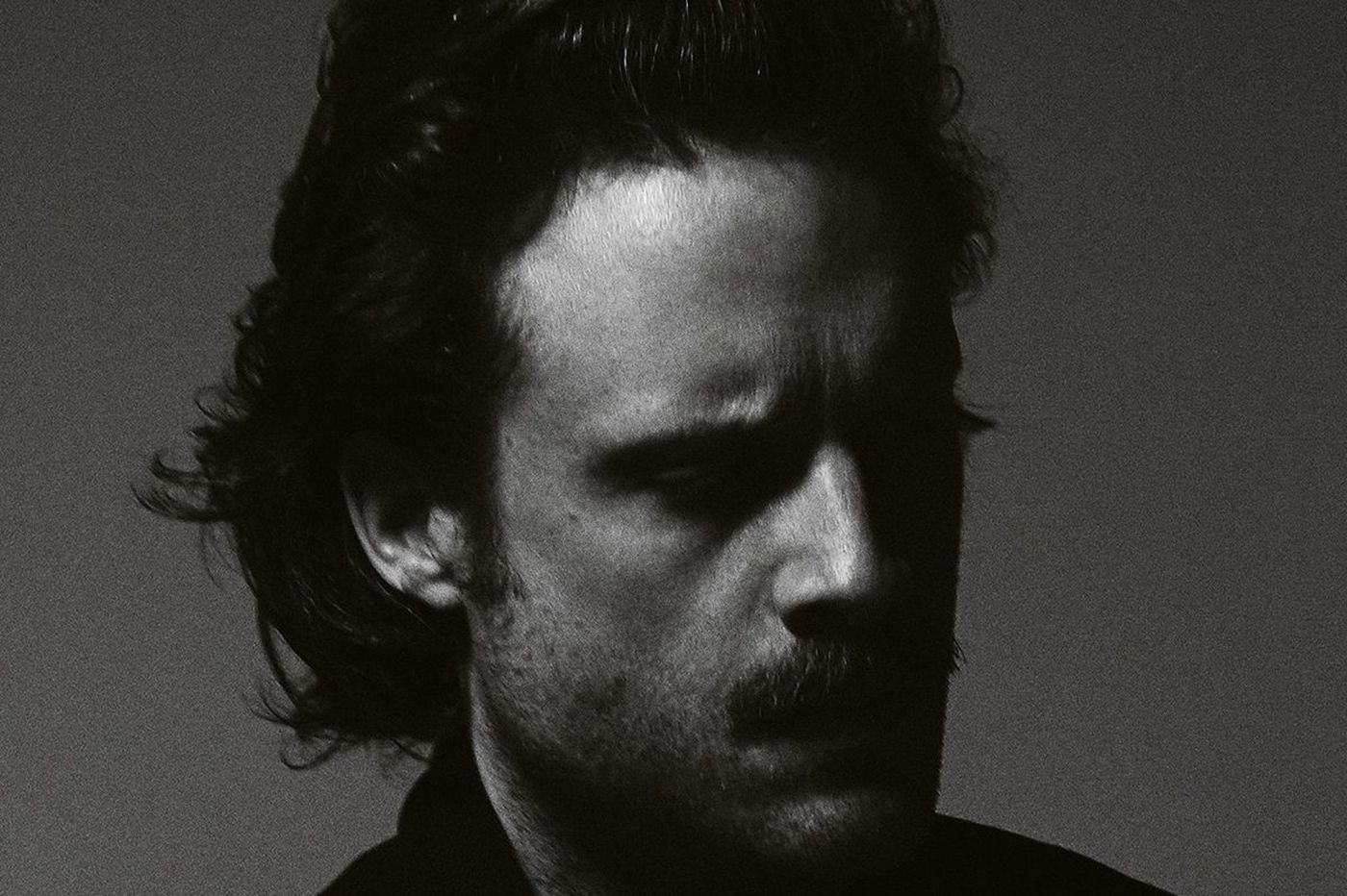 This time, Father John Misty let his music do the talking at the Mann Center
