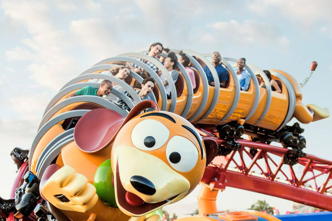 At Disney World S Toy Story Land Larger Than Life Charm