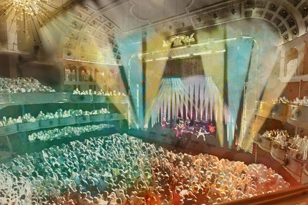 The Met Philadelphia: Here's what the new concert venue will look like when it opens on North Broad