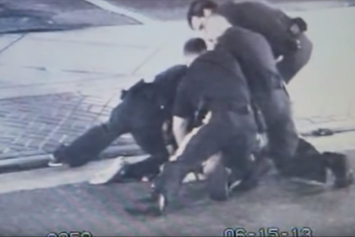 A.C. cop indicted in K-9 attack on man outside Tropicana Casino
