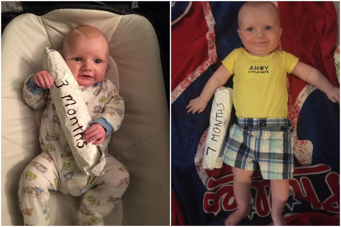 Dad tracks baby's growth wit cheesesteaks; bon appetit staffer eats 16 Philly steaks in 12 hours
