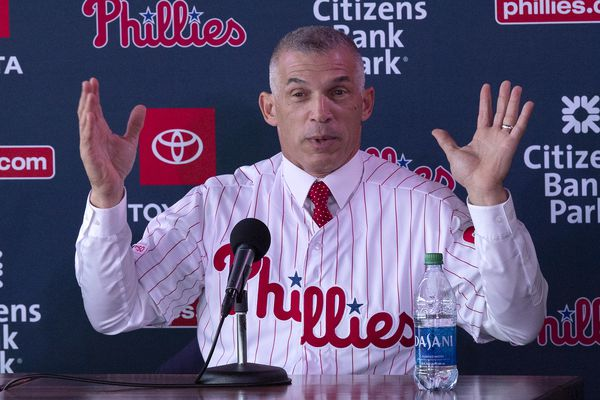 Phillies put on a show for Joe Girardi Day. Now they need to get the new manager some better players. | Scott Lauber