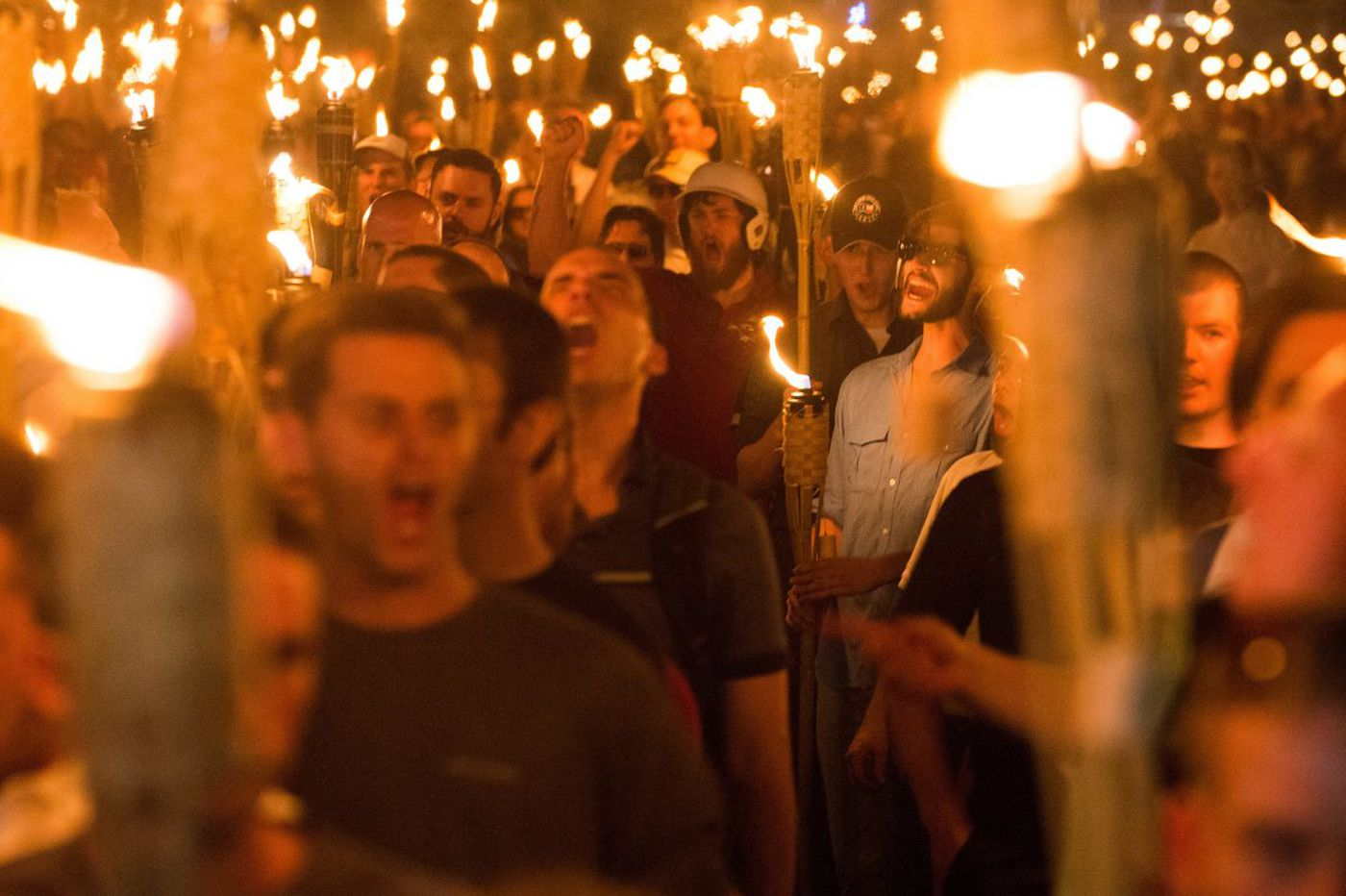 Trump and his followers concoct 'dangers' to spread hate