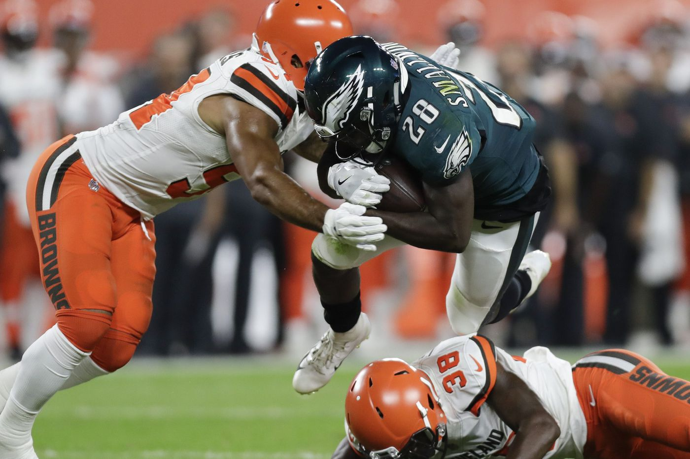 Browns 5, Eagles 0: Five quick observations from an ugly preseason game