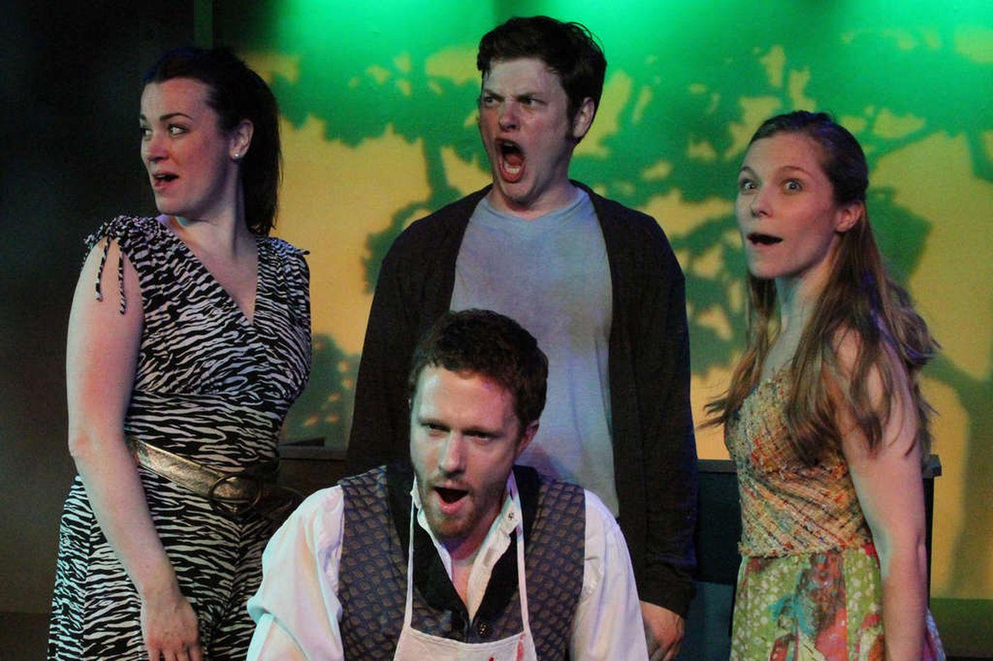 Musicals tomorrow, musicals tonight!