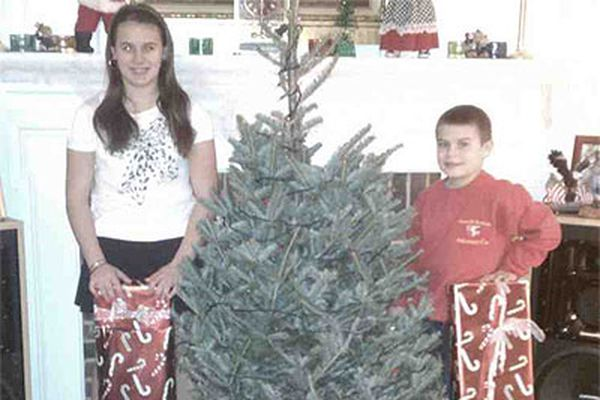 Chesco family receives special gifts after a fire destroys its home