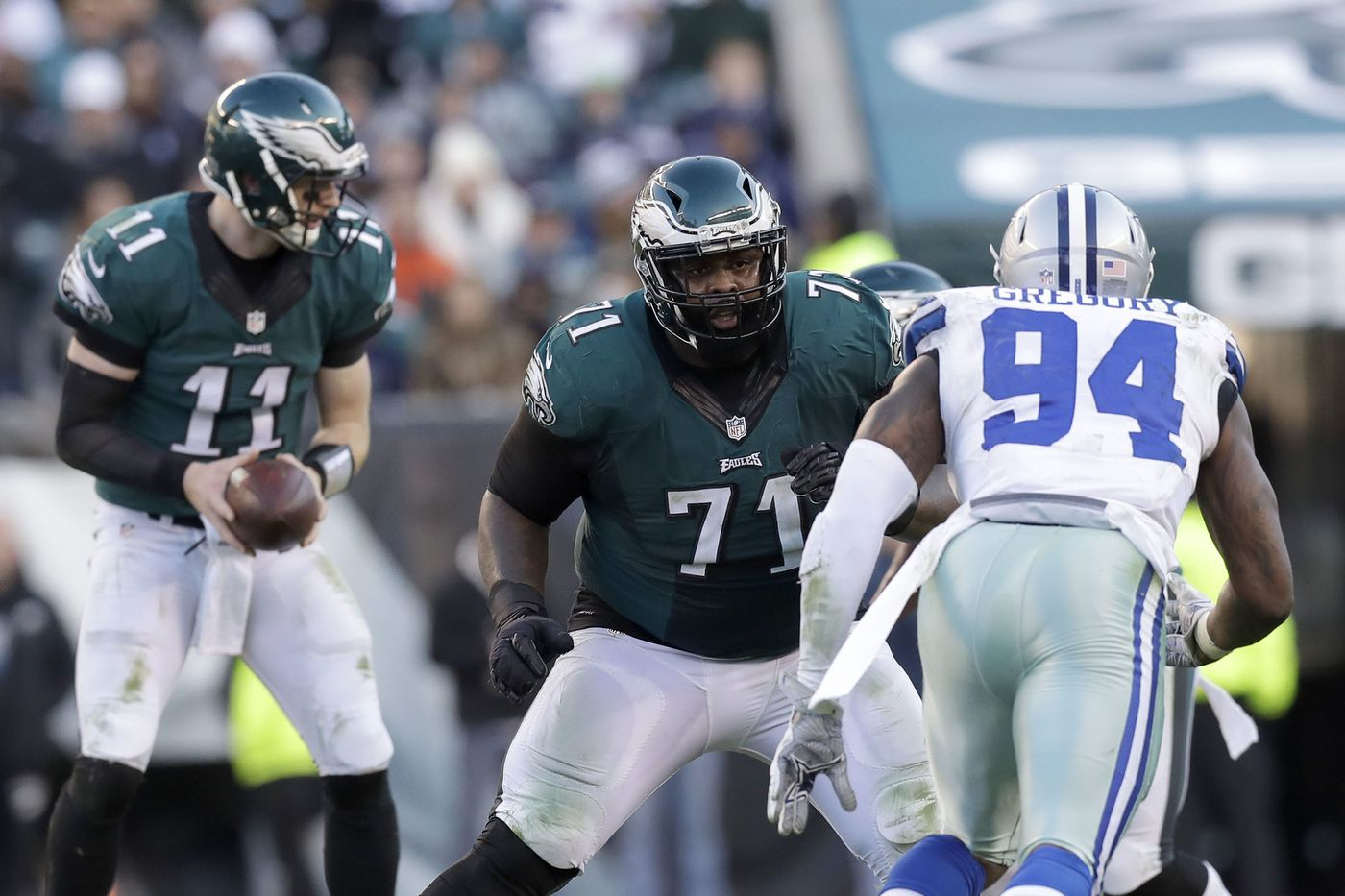 'Dallas week,' Jordan Mailata running the ball, and Eagles-Cowboys in prime time | Early Birds