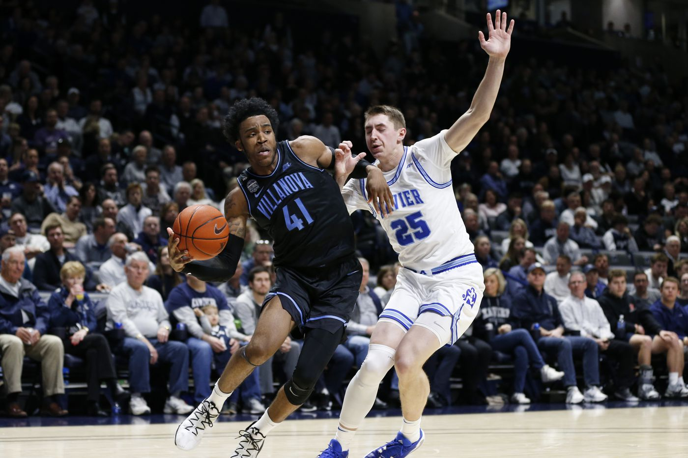 Villanova 64, Xavier 55: Stats, highlights and reaction from the Wildcats' fourth straight win