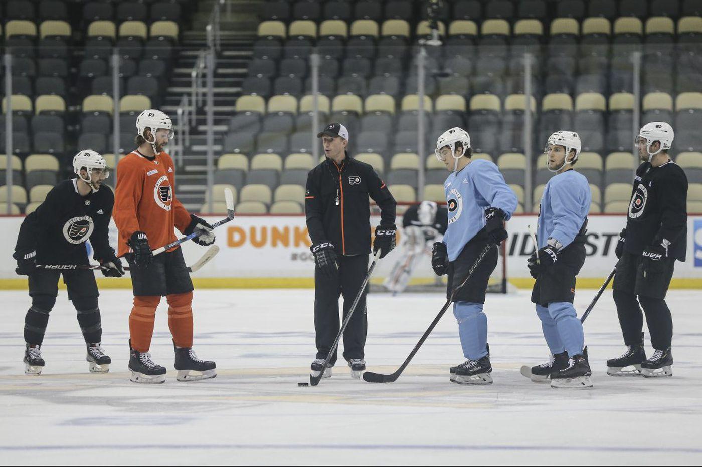 Mind over matter: Flyers seek a reset for Game 2 | Sam Donnellon
